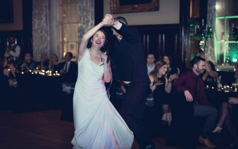 """Gordy is a DJ's"" Top Tips for a Relaxed First Dance"